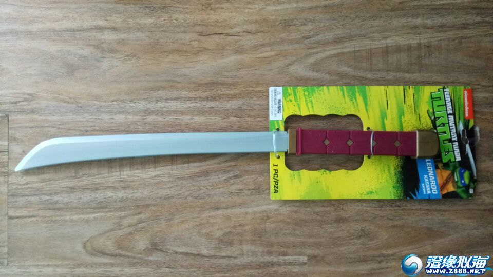 大家帮找找这款忍者剑,有的加Q