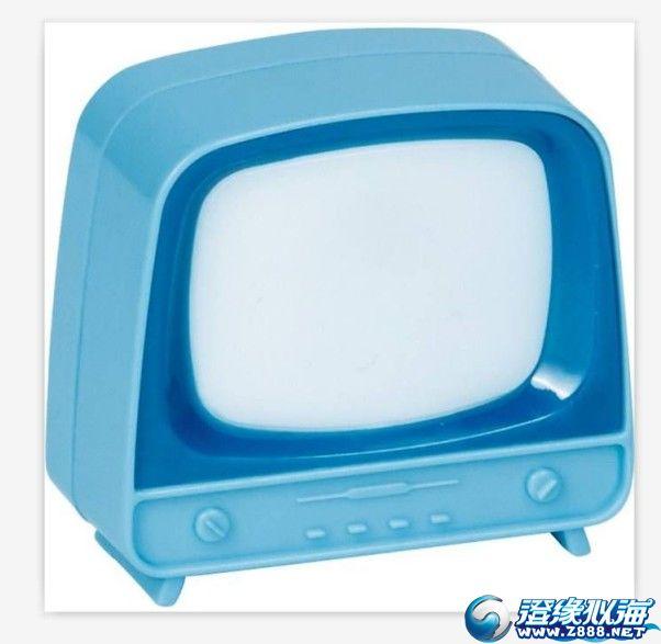 大家帮看看这个复古电视机 除了大明还有哪家厂有做