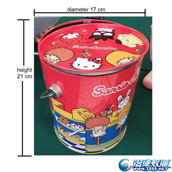 找小桶子,塑料桶子质量好的。