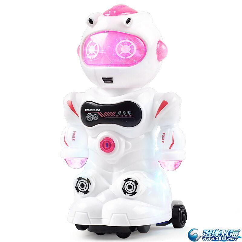 幫忙對下這兩款早教機器人 謝謝