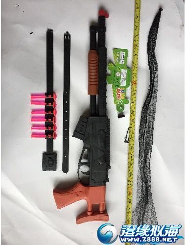一系列软弹枪