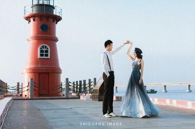 【拾光影像婚纱摄影】漂亮的思想漂亮的人生