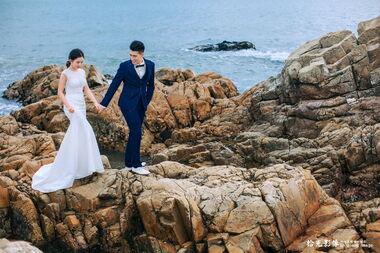 【拾光影像婚纱摄影】为您解析如何遇见唯一对的人