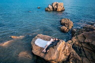 【拾光影像婚纱摄影】婚礼当天给新郎新娘的8个建议