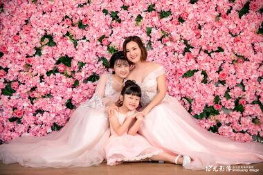 【拾光影像婚纱摄影】 全家福的意义