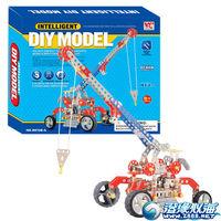伟成玩具厂金属拼装玩具系列