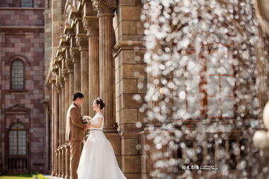 【拾光影像】婚纱微电影和婚纱照的好处与坏处