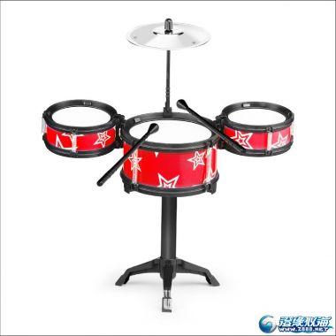 (英文包装,电商包装)爵士鼓/架子鼓玩具