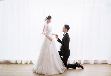 拾光影像婚纱摄影3步教您变成独一无二的婚纱照