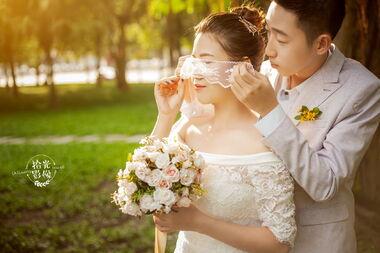 【拾光影像】外景婚纱照准备事项