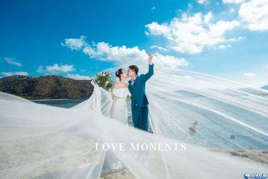 【汕头新新娘婚纱摄影】客片分享.三亚旅拍