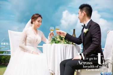 【汕头新新娘婚纱摄影】幸运有你