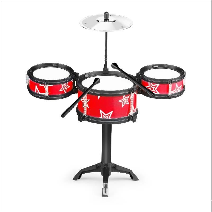 (电商包装,中文包装)爵士鼓玩具