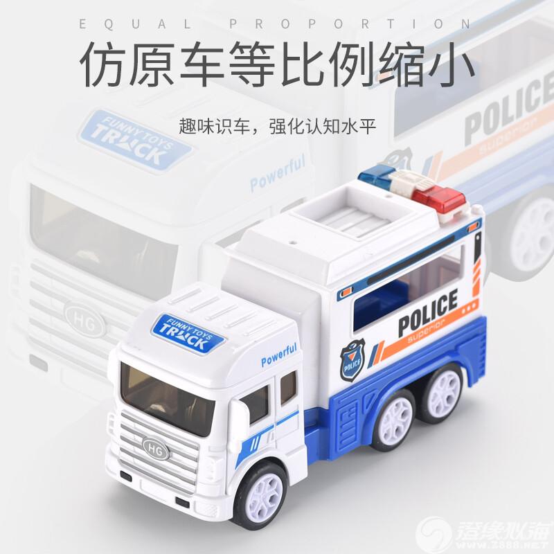 骅冠玩具厂-(700-7A)-城市交通队惯性车-中文主图(4).jpg