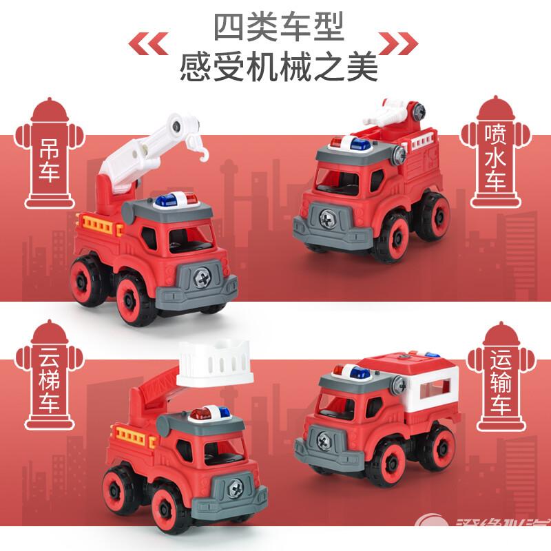 瑞中兴玩具厂-(89-406B)-积木拼装声光消防车-中文主图(3).jpg