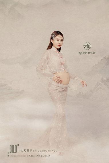 【拾光影像】怎样拍出有特色的孕妇照?