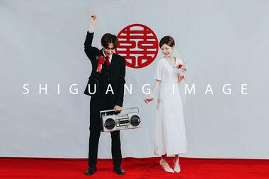 【拾光影像】中式婚纱照·婆婆见人就夸的新中式婚纱照!