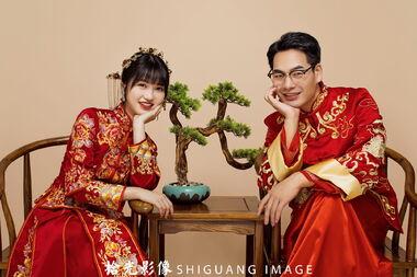 【拾光影像】国风少女不能错过的中式婚纱照