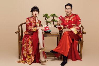 备婚必看❤预订2021年最火的9组婚纱照风格