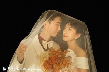 【拾光影像】可以拍单人婚纱照吗?