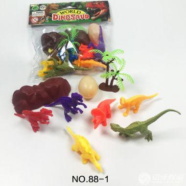恐龙动物套装出新品啦  欢迎索取产品资料