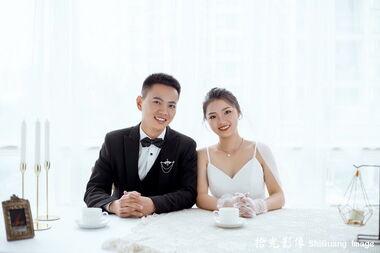 【拾光影像】拍婚纱照新郎应该准备什么呢?