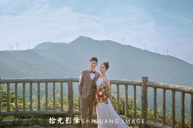 【拾光影像】拍外景婚纱照需要注意什么?